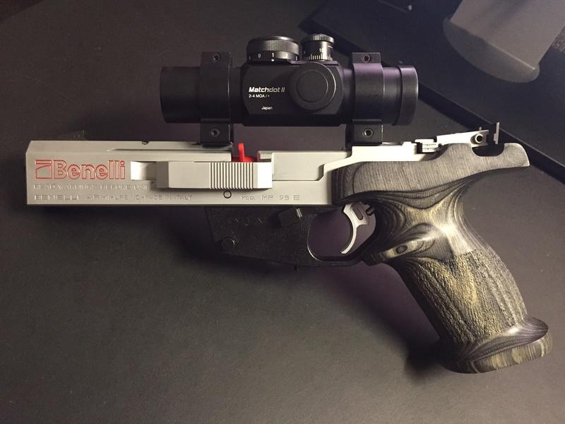 Benelli MP-95 E SOLD! Img_0214