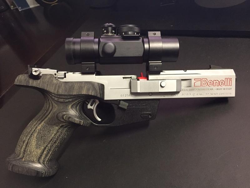 Benelli MP-95 E SOLD! Img_0215