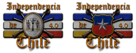 [A][ES] Mod Independencia de Chile version 2 Logo1110