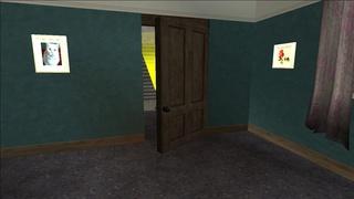 Missing Door Fix - Porta do quarto do CJ Galler35