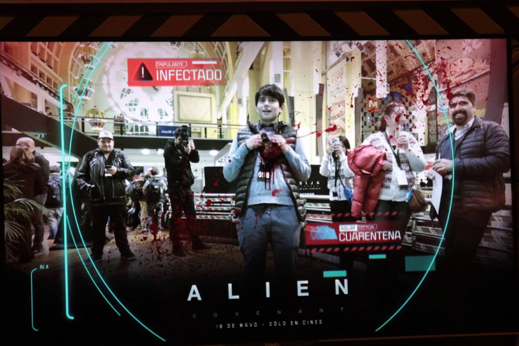 AMD Campaigns & IN UTERO VR for Alien: Covenant Alien-10
