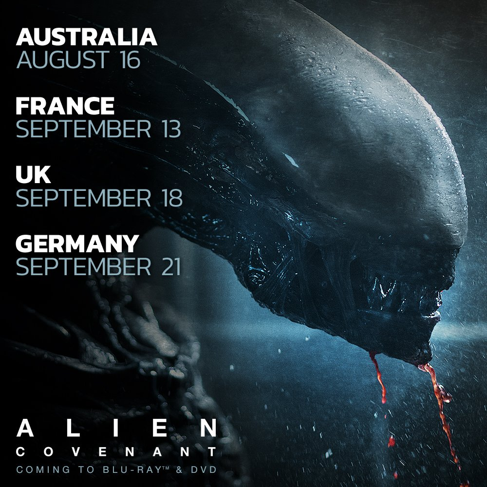 Behind the Scenes for Alien: Covenant Covena11