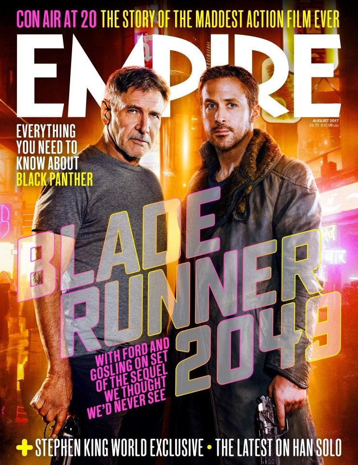Michael Green THR & EMPIRE 2049 Summer Round Up! Empire14