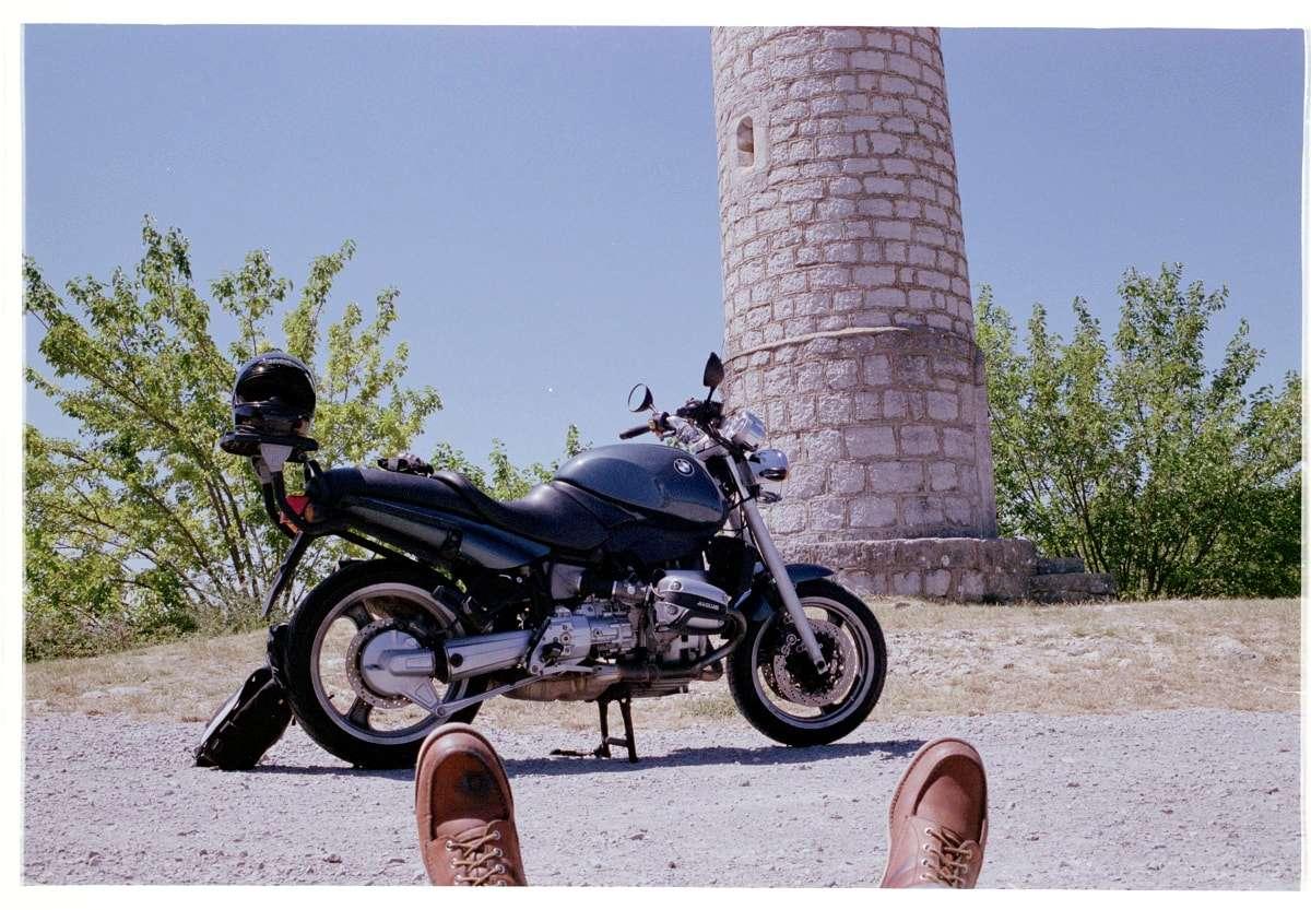 Ma bonne vieille BMW. Ne soyons pas sectaires ;) 07-00112