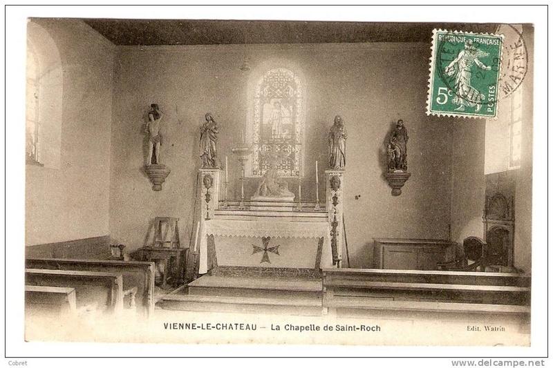 """Chapelle Saint Roch, Vienne le château """"Argonne 1916"""" ww1- 1/35 """"FIN"""" - Page 2 253_0010"""