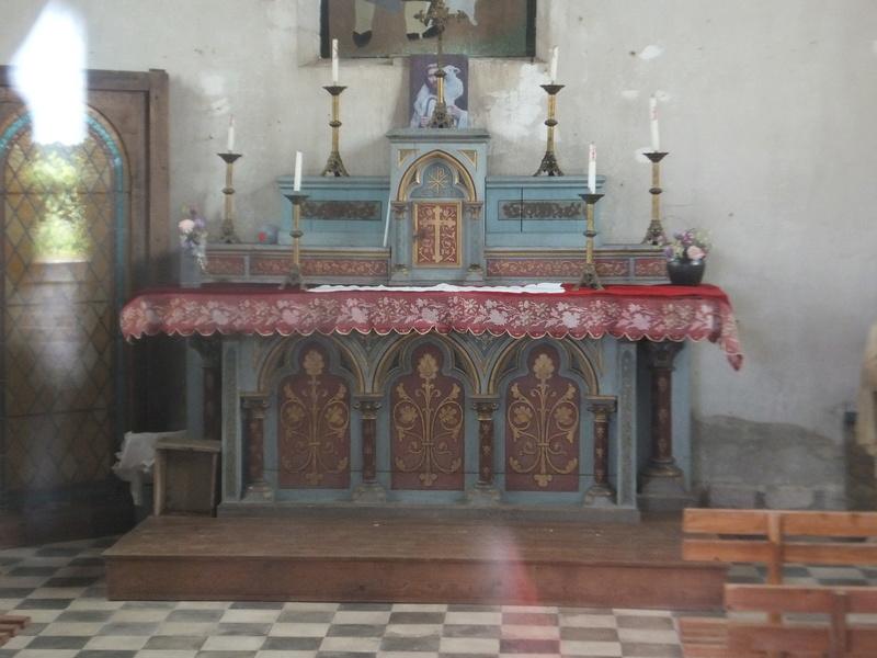 """Chapelle Saint Roch, Vienne le château """"Argonne 1916"""" ww1- 1/35 """"FIN"""" - Page 2 Dscf8513"""