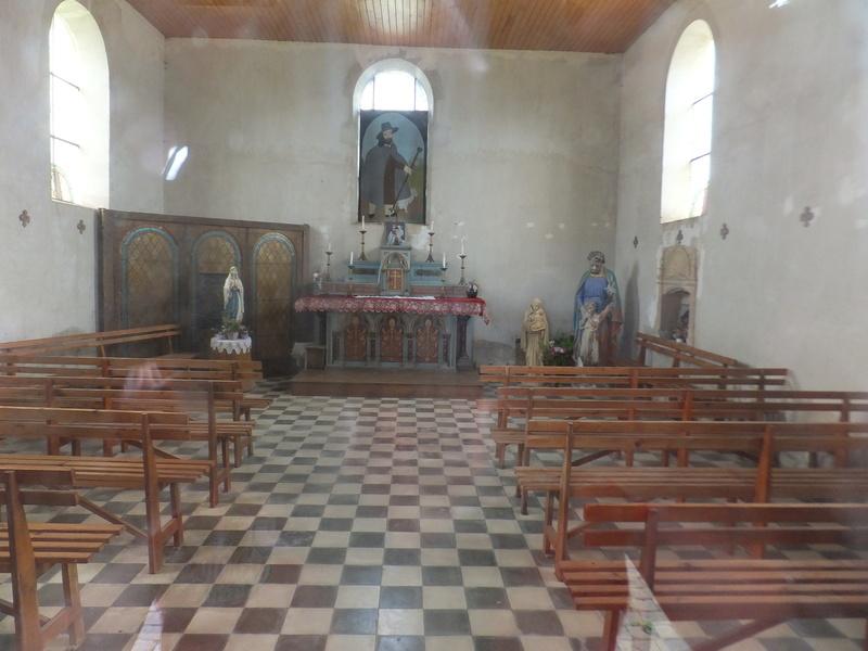 """Chapelle Saint Roch, Vienne le château """"Argonne 1916"""" ww1- 1/35 """"FIN"""" - Page 2 Dscf8514"""