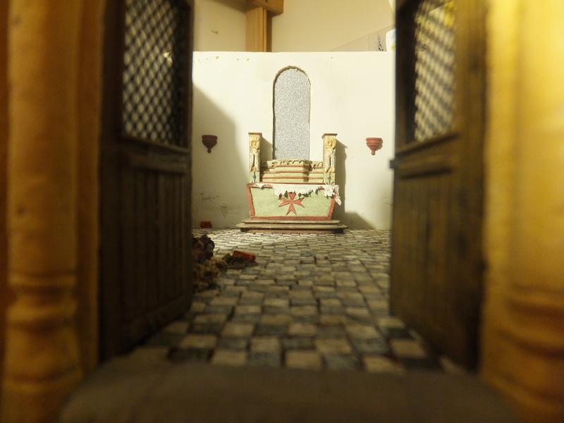 """Chapelle Saint Roch, Vienne le château """"Argonne 1916"""" ww1- 1/35 """"FIN"""" - Page 2 Dscf9040"""