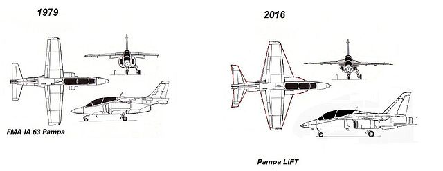 FMA IA-63 PAMPA  2755de10
