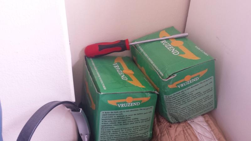 [vendo] kits vruzend para hacer packs de baterias sin spot welder Vruzen10