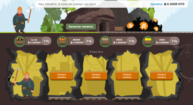 [Testar] BitCoMine - Pronto para construir sua mina comprar seus mineiros e ganhar bitcoin!  Screen14