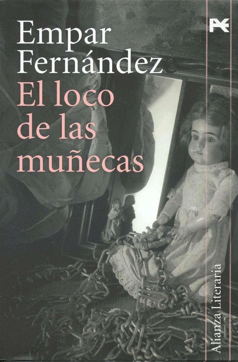El loco de las muñecas - Empar Fernández Portad12