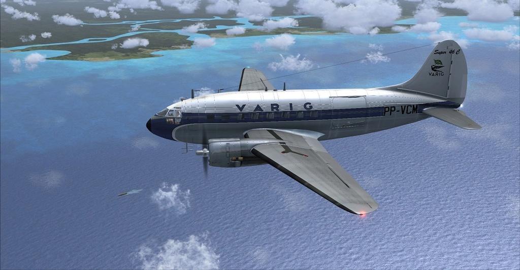 Voando os Clássicos. 2017-813