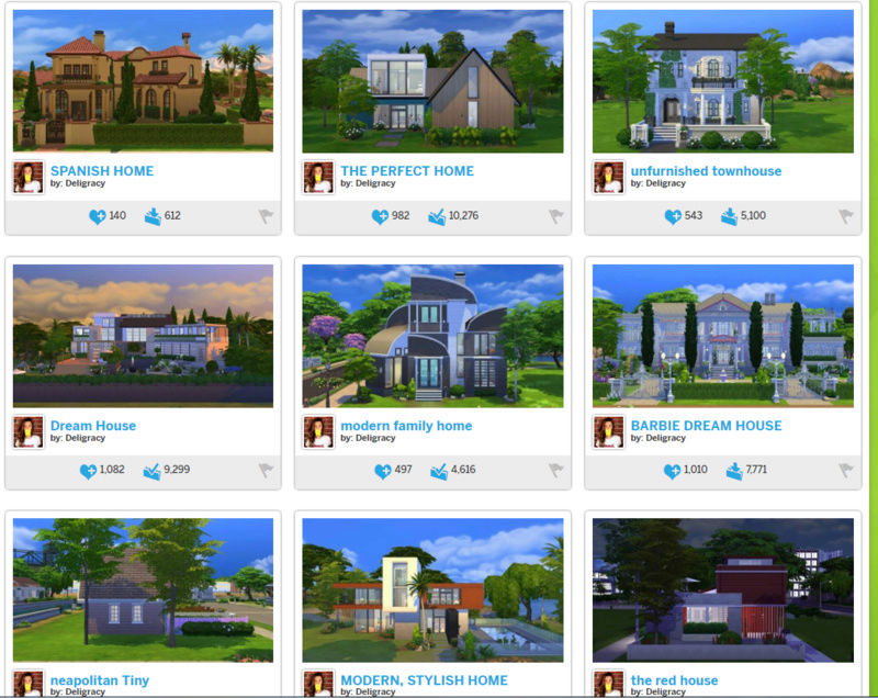 Deligracy's recent builds (Download) 5vhljw11