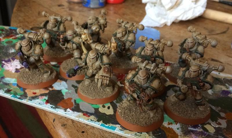 Death guard Marine10