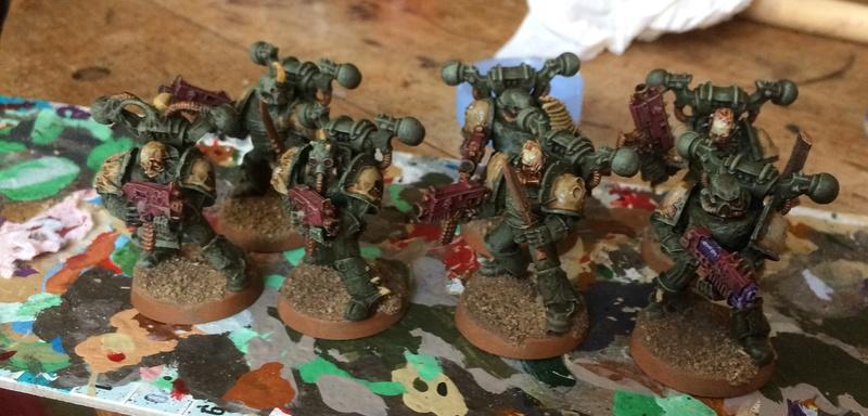 Death guard Plague10