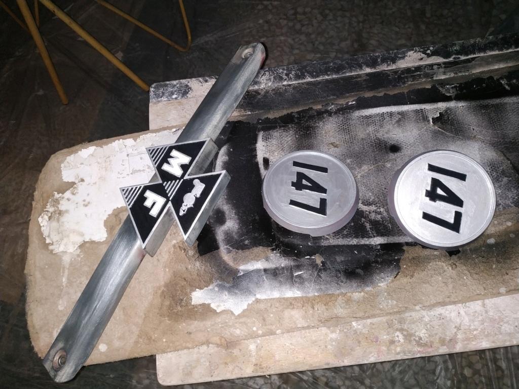 Alzhie - Massey Ferguson 147. Lavado de cara, Electricidad, alguna foto y algún vídeo.  Img_2033