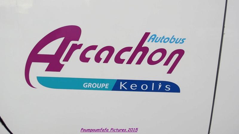 AUTOBUS D'ARCACHON  A26110