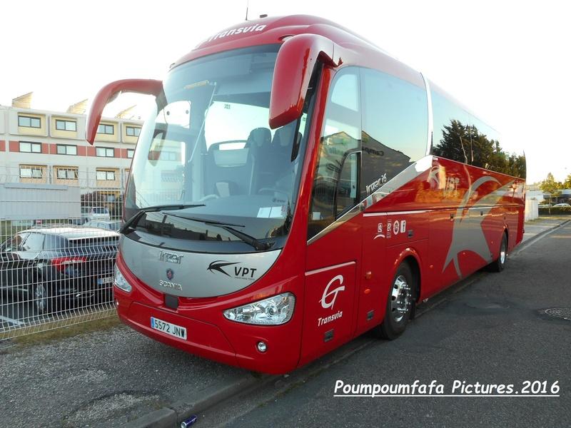 Les cars et bus espagnols A48510