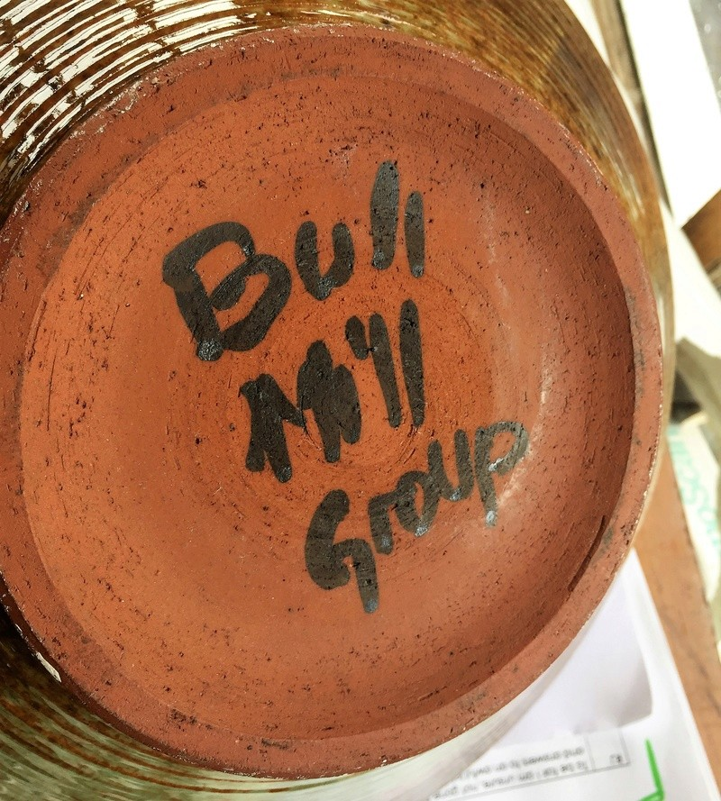 Bull Mill Group Bowl which potter? Img_1631