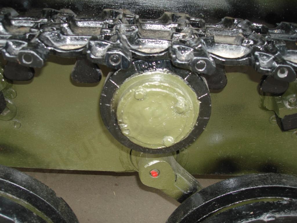 Алюминиевые танки. Техника ВДВ. БМД-1П 027_0610