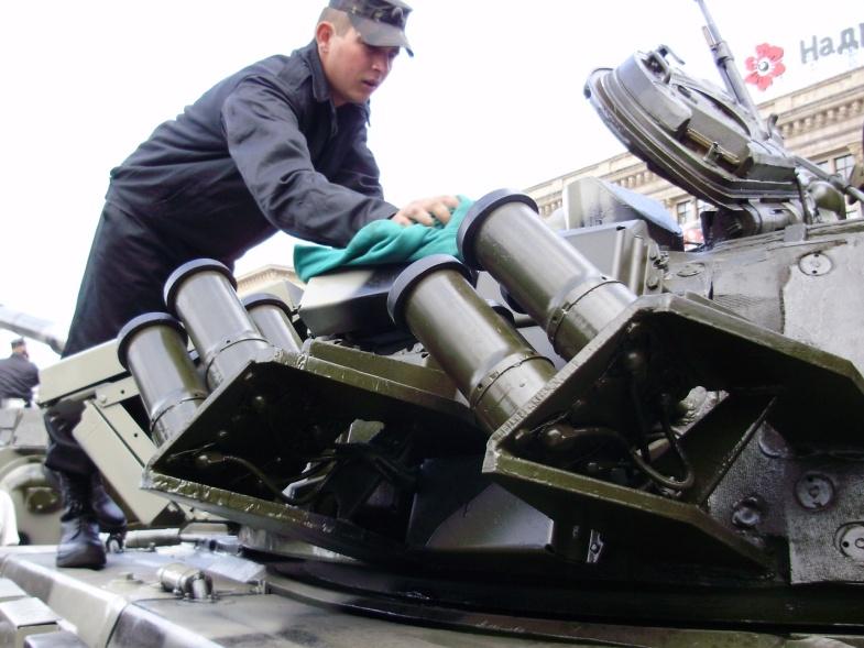 Т-64АВ Трумпетер 1/35  - Страница 2 15986711