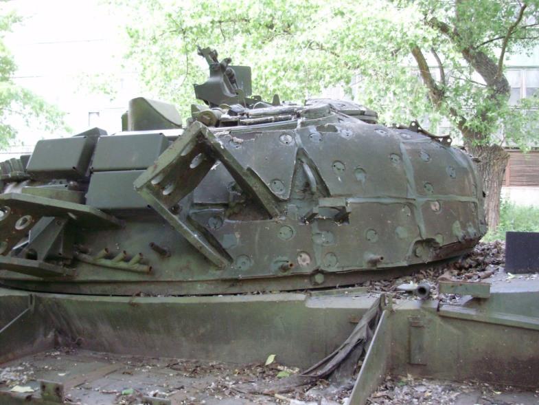 Т-64АВ Трумпетер 1/35  - Страница 2 16048110