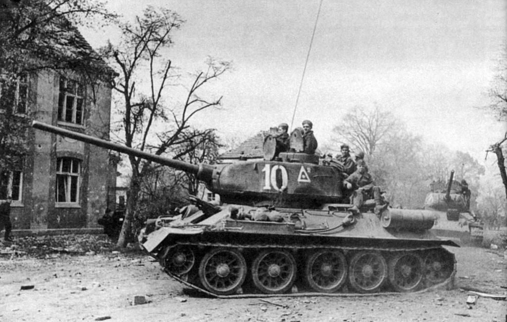 Т-34-85 з-да №112 с орудием С-53 1856010
