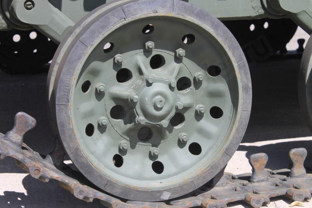 Алюминиевые танки. Техника ВДВ. БМД-1П 3910