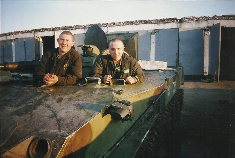 Алюминиевые танки. Техника ВДВ. БМД-1П - Страница 3 771_110