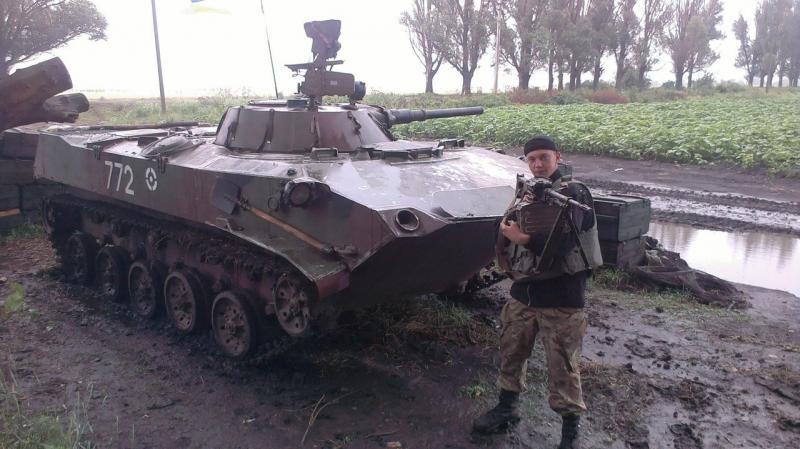 Алюминиевые танки. Техника ВДВ. БМД-1П - Страница 3 772_110