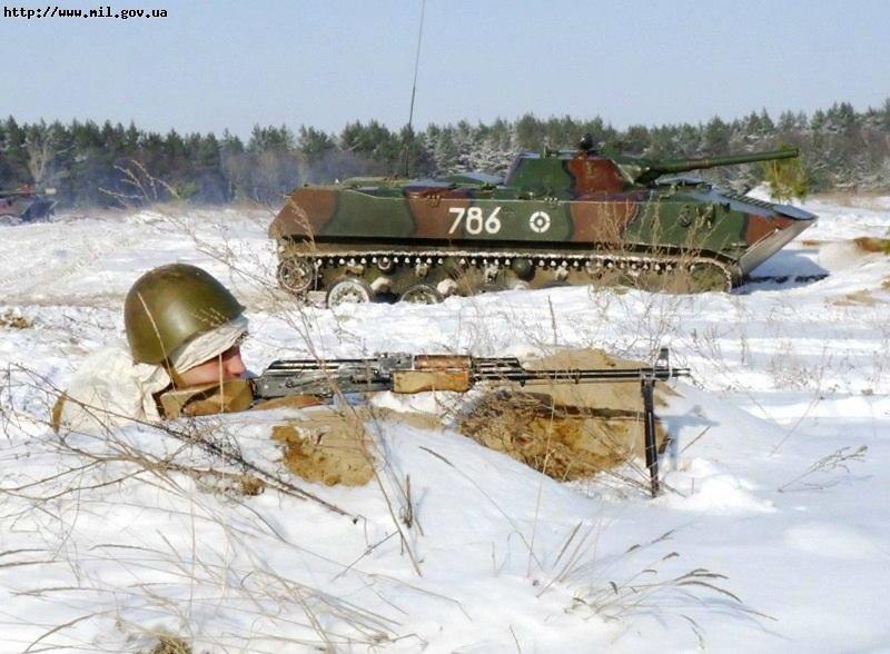 Алюминиевые танки. Техника ВДВ. БМД-1П - Страница 2 78610