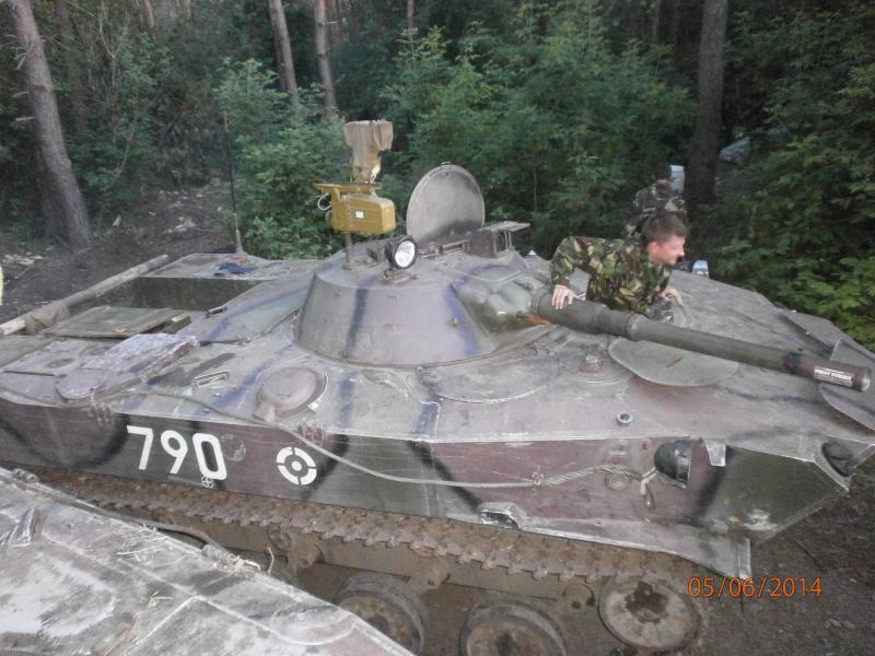 Алюминиевые танки. Техника ВДВ. БМД-1П - Страница 3 790_310