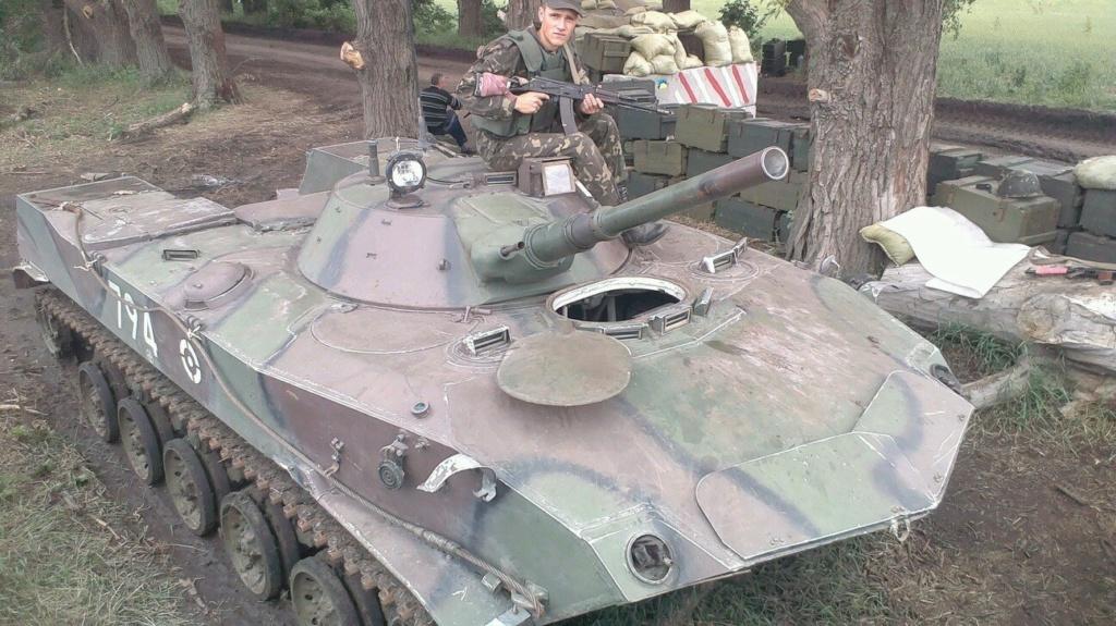 Алюминиевые танки. Техника ВДВ. БМД-1П - Страница 3 794_310