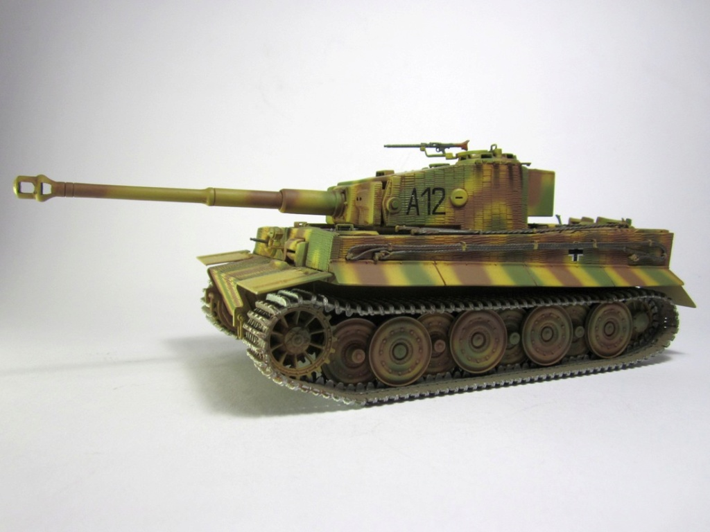 """Tiger I"" Звезда-3589 1:35  Img_1012"