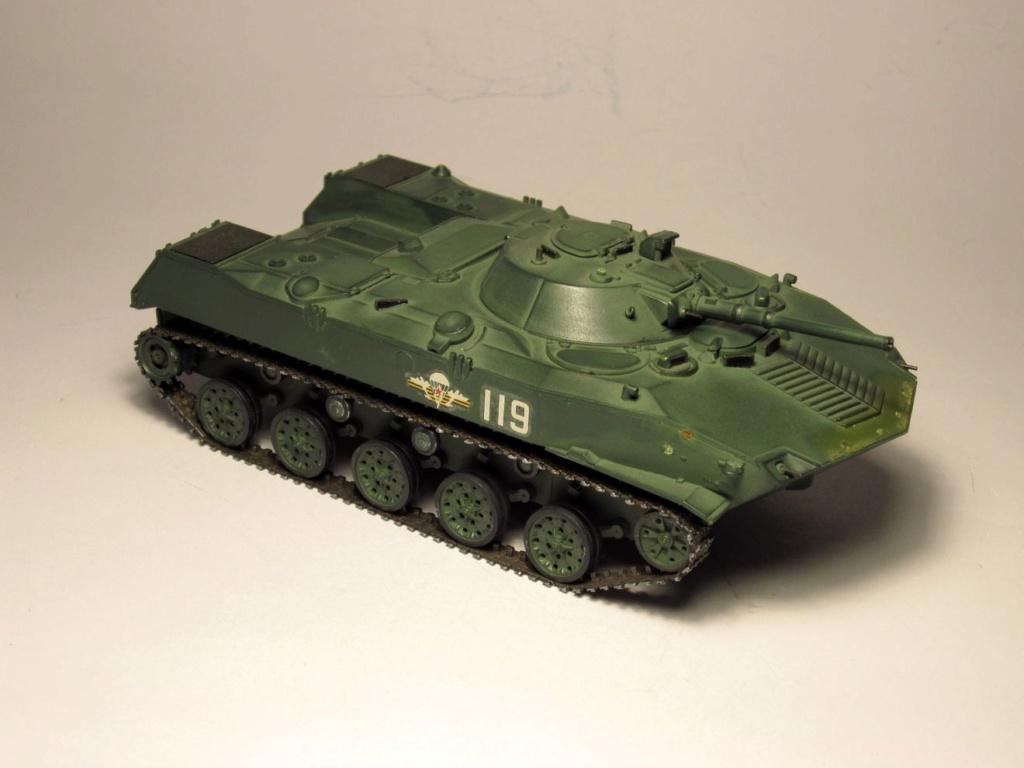 Алюминиевые танки. Техника ВДВ. БМД-1П Img_1610