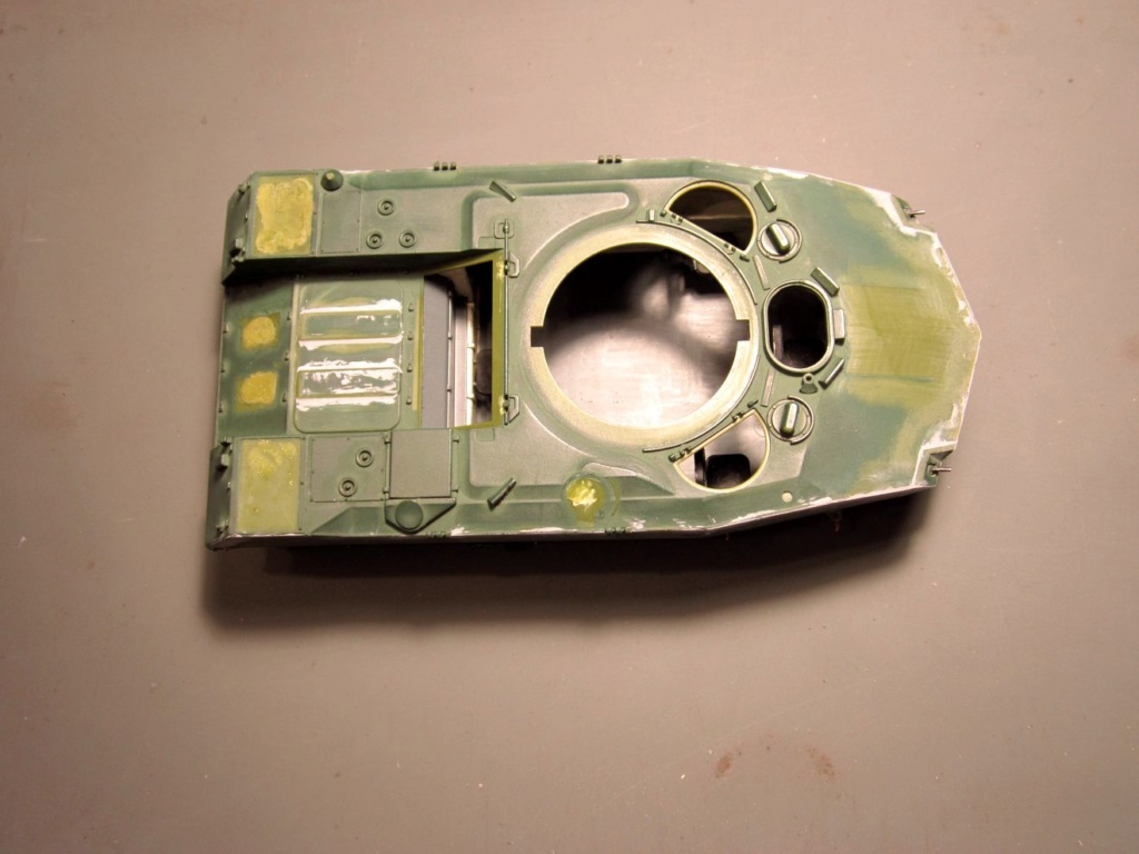 Алюминиевые танки. Техника ВДВ. БМД-1П Img_1612