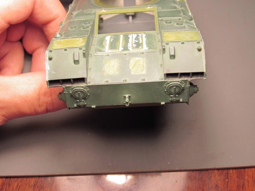 Алюминиевые танки. Техника ВДВ. БМД-1П Img_1613