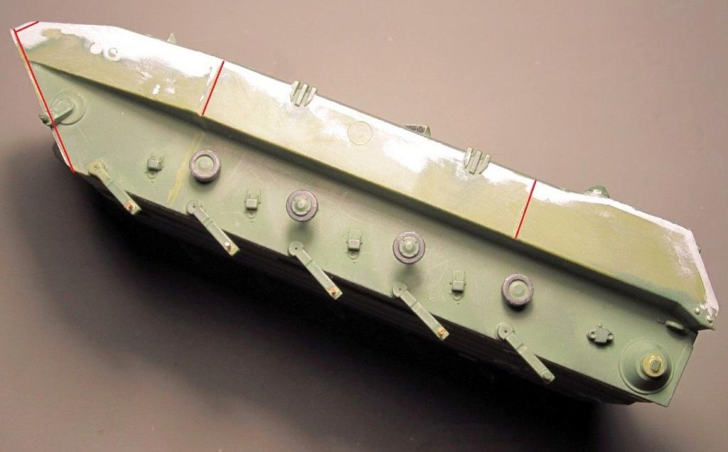 Алюминиевые танки. Техника ВДВ. БМД-1П Img_1616