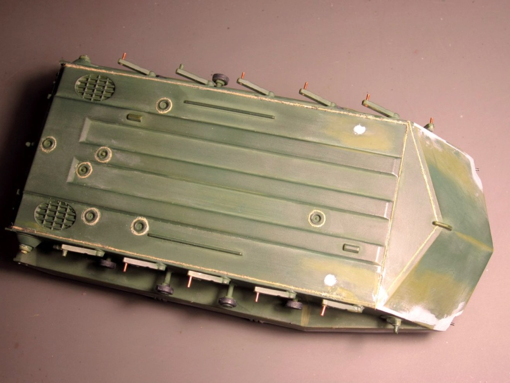 Алюминиевые танки. Техника ВДВ. БМД-1П Img_1619