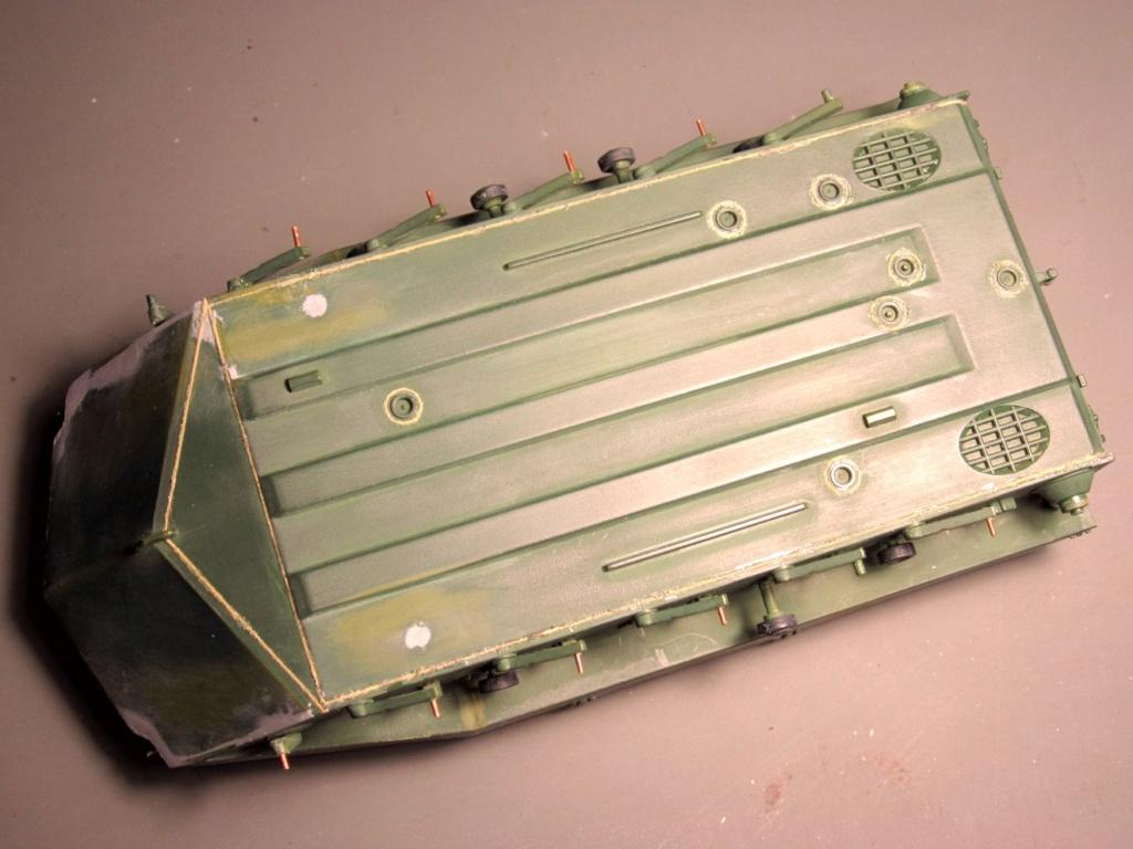 Алюминиевые танки. Техника ВДВ. БМД-1П Img_1620