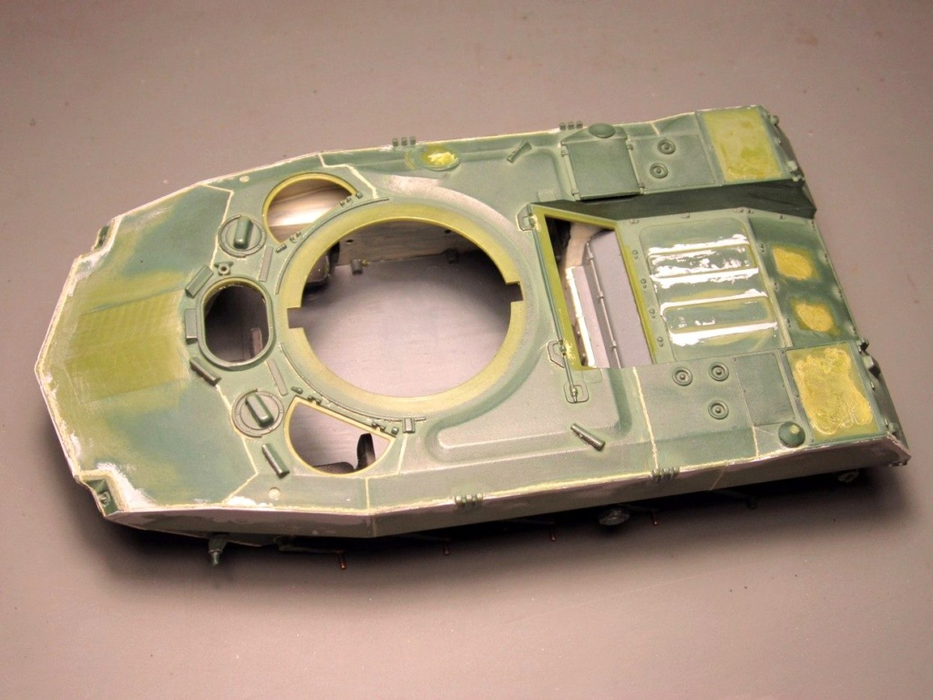 Алюминиевые танки. Техника ВДВ. БМД-1П Img_1714