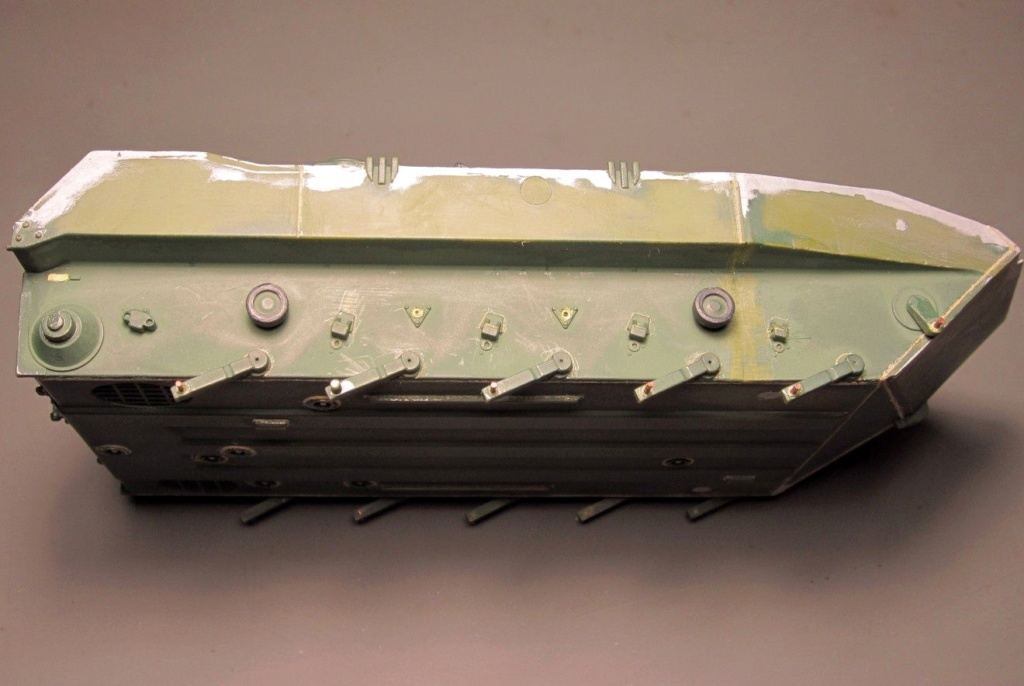 Алюминиевые танки. Техника ВДВ. БМД-1П Img_1716