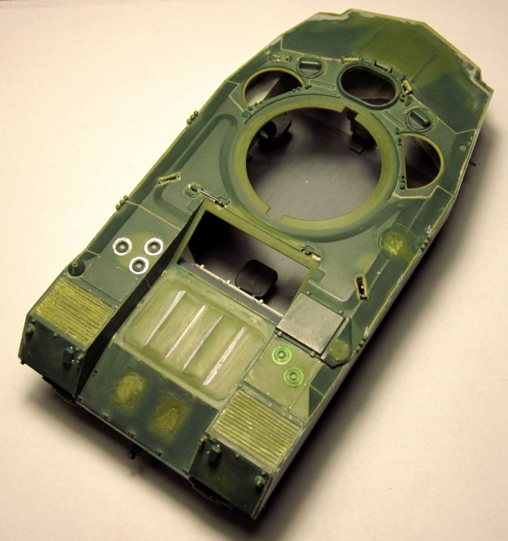 Алюминиевые танки. Техника ВДВ. БМД-1П Img_1722