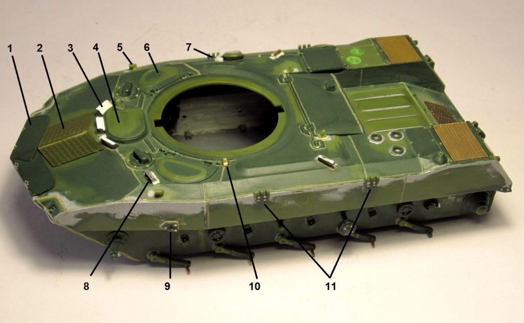 Алюминиевые танки. Техника ВДВ. БМД-1П Img_1725