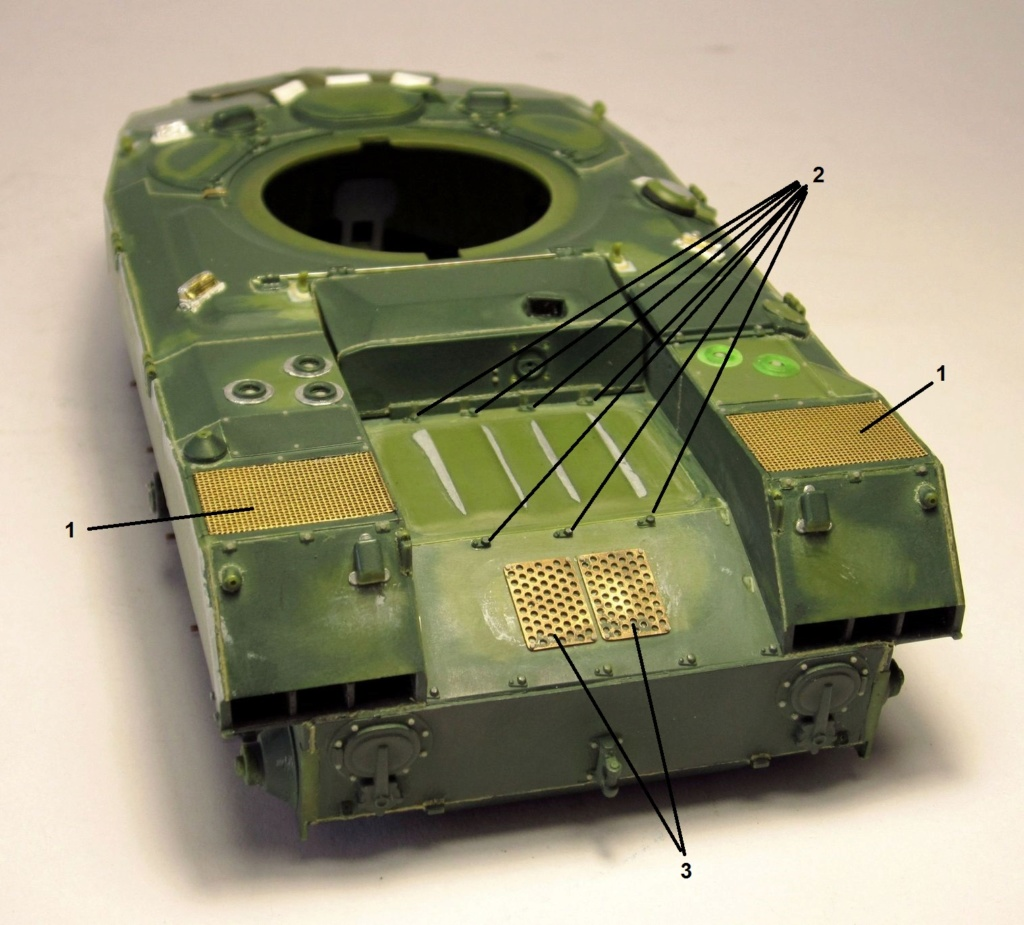 Алюминиевые танки. Техника ВДВ. БМД-1П Img_1729