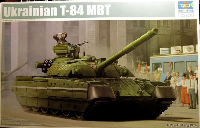 """Т-84 """"Оплот"""" Trumpeter 09511 м 1:35 Img_1811"""
