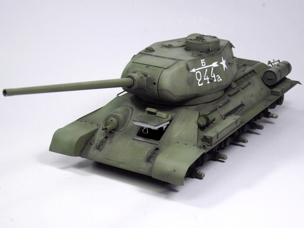 Т-34-85 з-да №112 с орудием С-53 - Страница 2 Img_2554