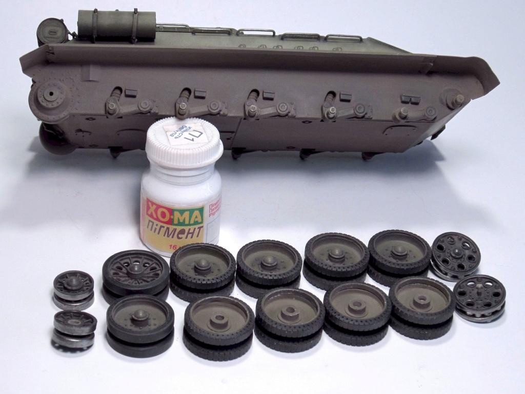 Т-34-85 з-да №112 с орудием С-53 - Страница 2 Img_2559