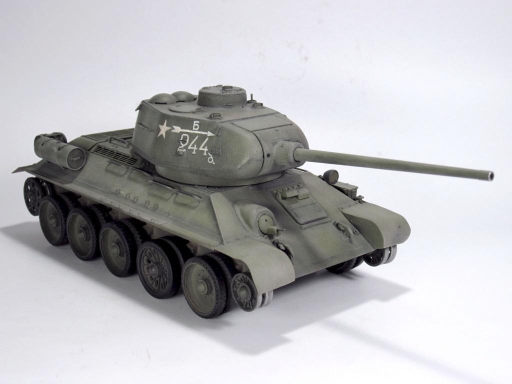 Т-34-85 з-да №112 с орудием С-53 - Страница 2 Img_2561